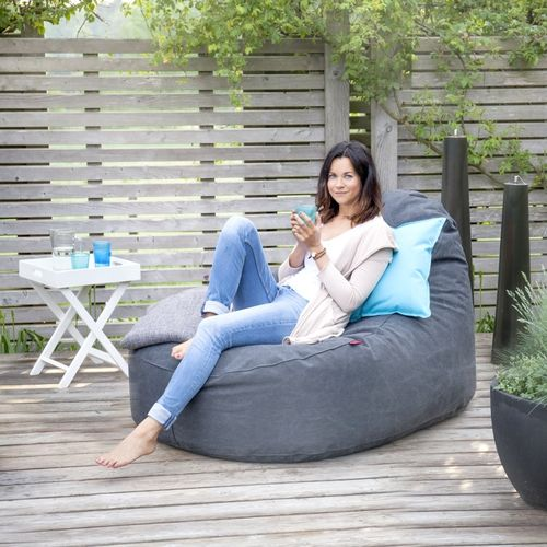 outbag pushbag poufs poire coussins g ant ext rieur. Black Bedroom Furniture Sets. Home Design Ideas
