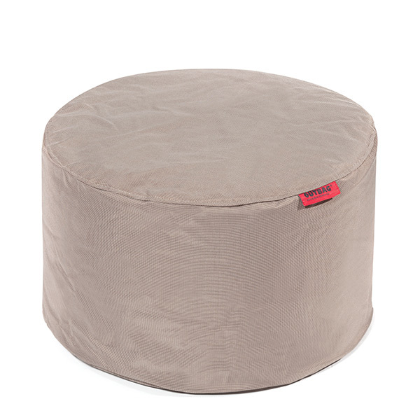 outbag rock pouf repose pied ou petite table pour l 39 ext rieur. Black Bedroom Furniture Sets. Home Design Ideas