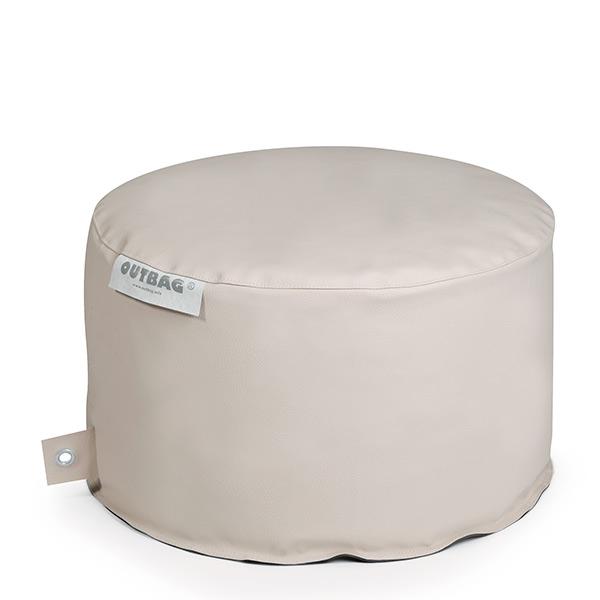 outbag rock pouf repose pied ou petite table pour l 39 ext rieur. Black Bedroom Furniture Sets. Home Design Ideas