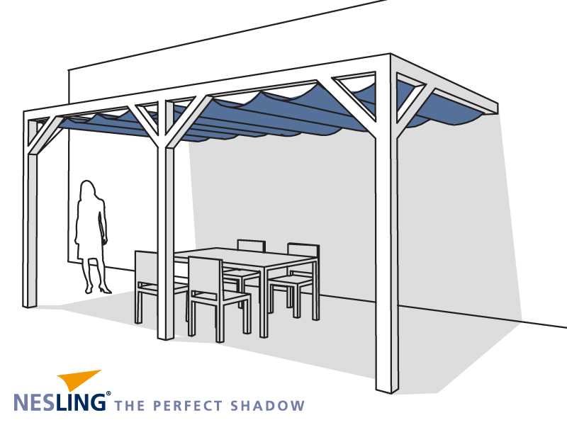 kit pergola platine d ancrage au sol tenue d 39 jardin. Black Bedroom Furniture Sets. Home Design Ideas