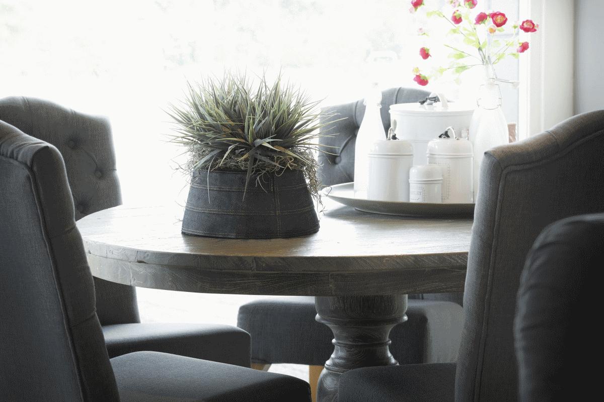 bassin int rieur trendy pond indoor denim 30cm 5 litres. Black Bedroom Furniture Sets. Home Design Ideas