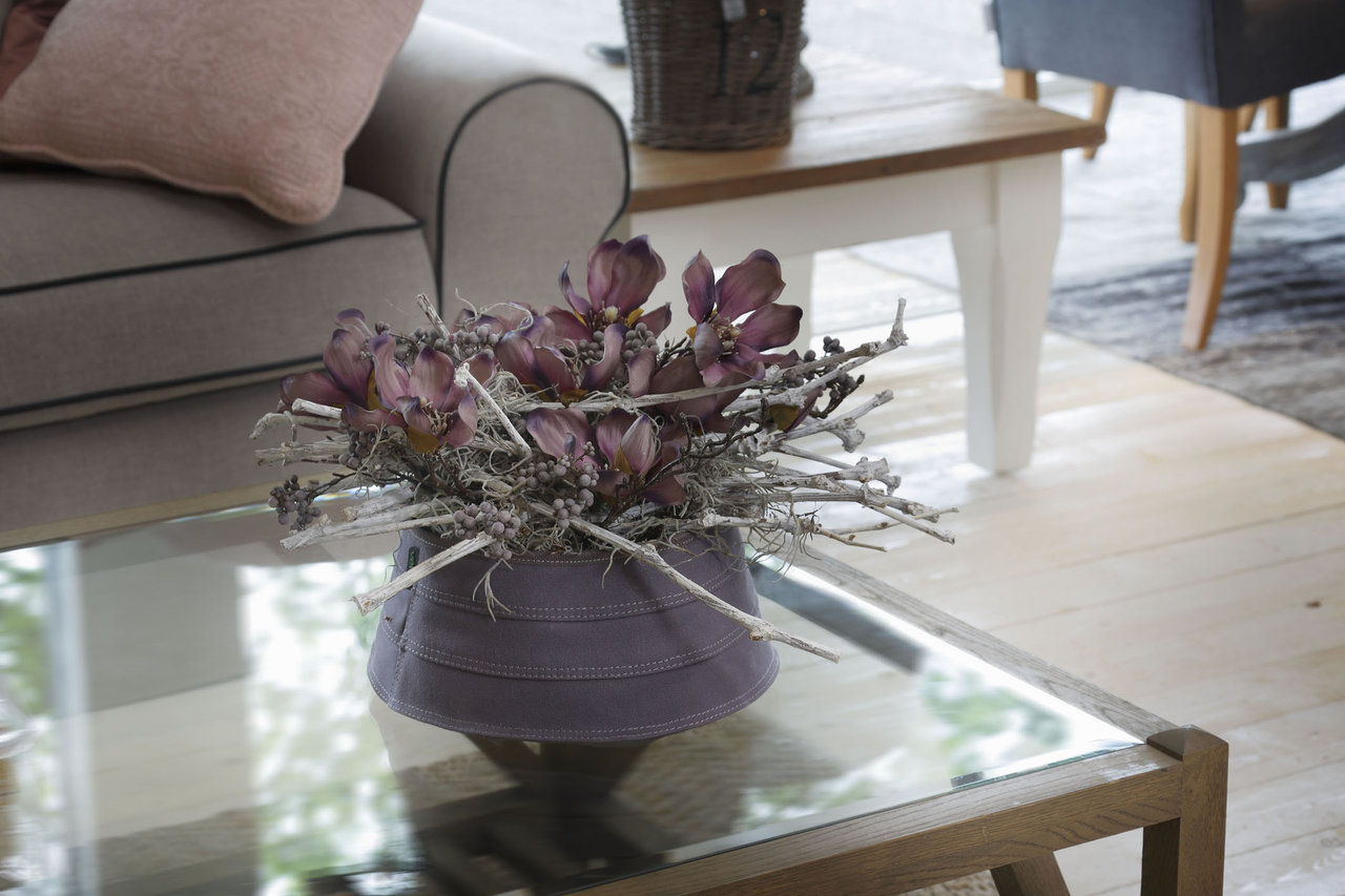 bassin int rieur trendy pond indoor violet 30cm 5 litres. Black Bedroom Furniture Sets. Home Design Ideas