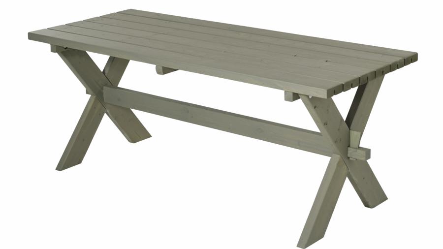 table bois picnic interesting table picnic bois table. Black Bedroom Furniture Sets. Home Design Ideas
