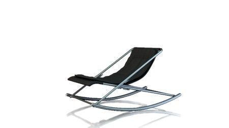 Sky rocker rocking chair design fauteuil bascule design - Fauteuil design bascule ...