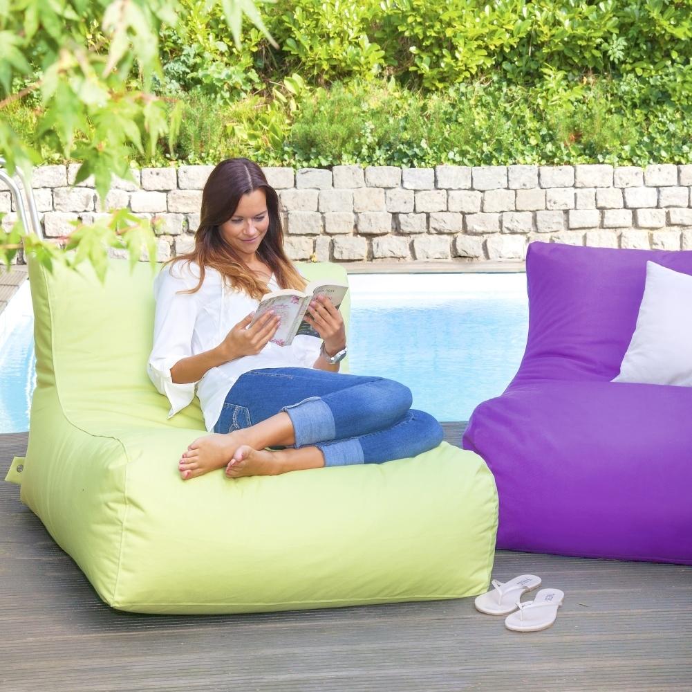 outbag new lounge coussin g ant et bain soleil pour l 39 ext rieur. Black Bedroom Furniture Sets. Home Design Ideas
