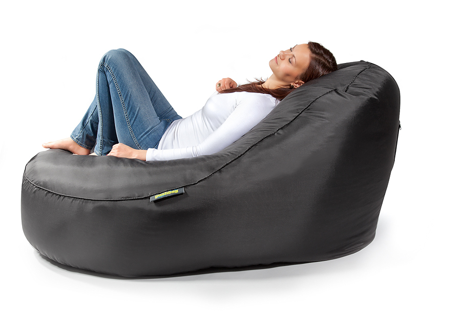 pushbag seat xl le pouf poire g ant pour l 39 int rieur. Black Bedroom Furniture Sets. Home Design Ideas