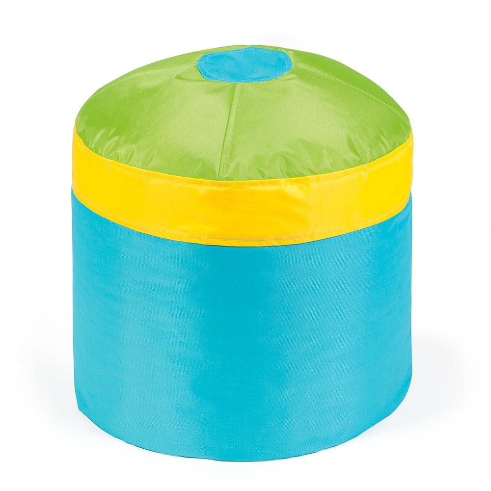 pushbag cupcake pouf poire pour les enfants ensemble 3 pi ces. Black Bedroom Furniture Sets. Home Design Ideas
