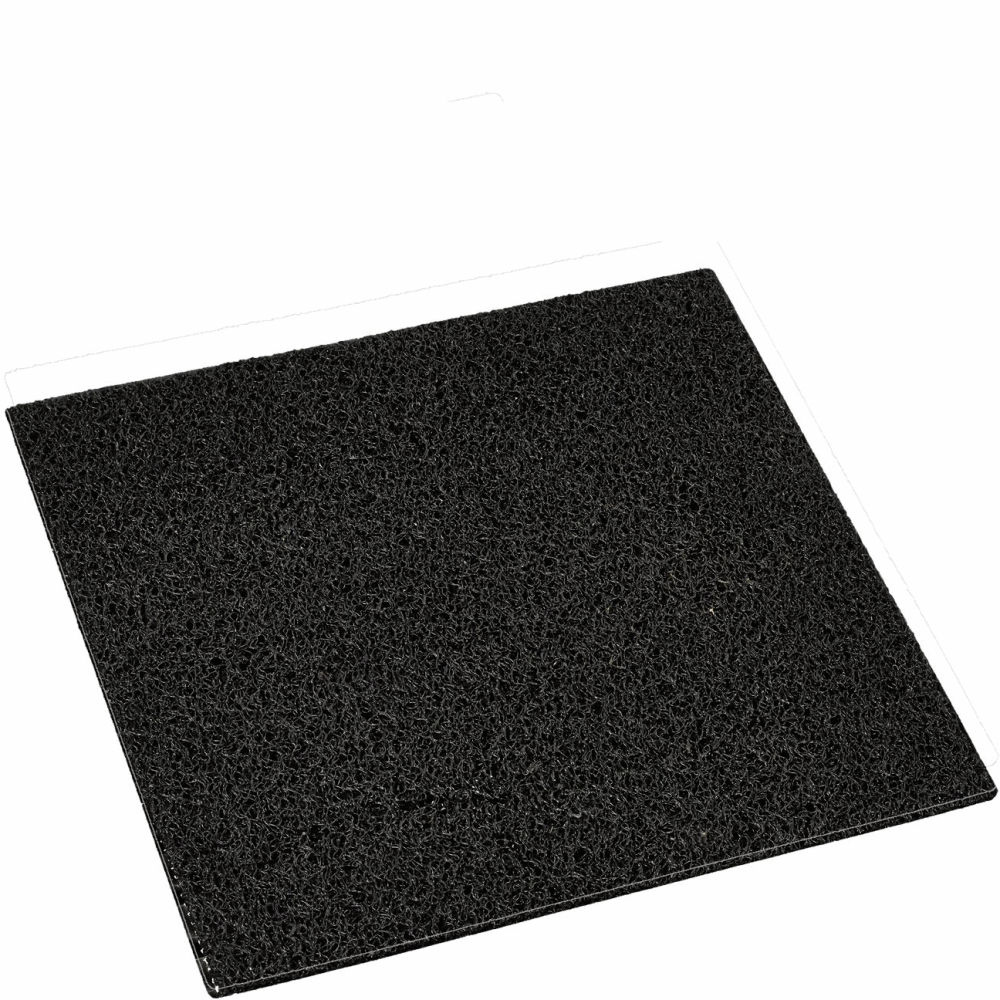 tapis 40x40cm en coco rouge pour cubic paillasson design. Black Bedroom Furniture Sets. Home Design Ideas