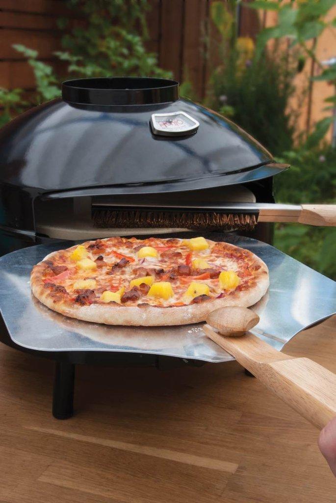 brosse et grattoire pour pierre pizza pizzacraft pc0218. Black Bedroom Furniture Sets. Home Design Ideas