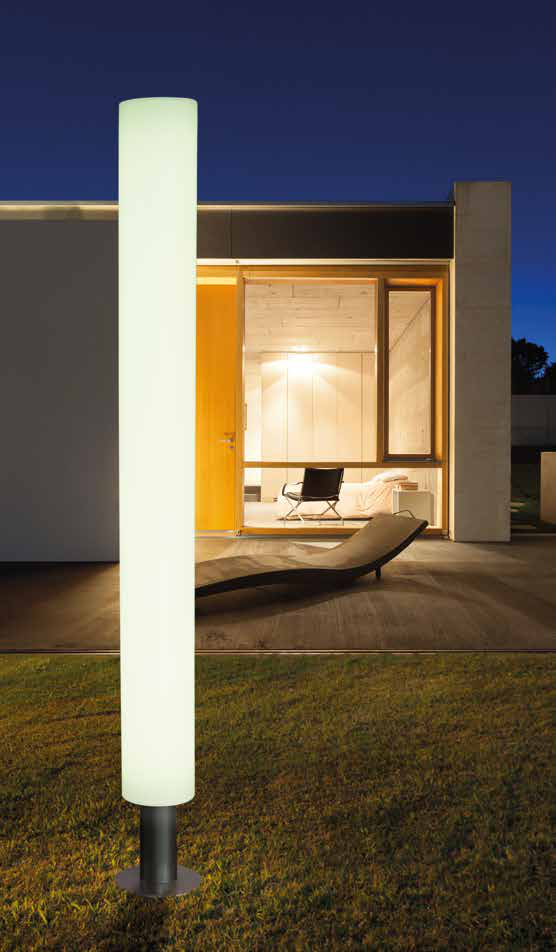 Degardo lunocs lampadaires design int rieur ext rieur for Lumiere exterieur design