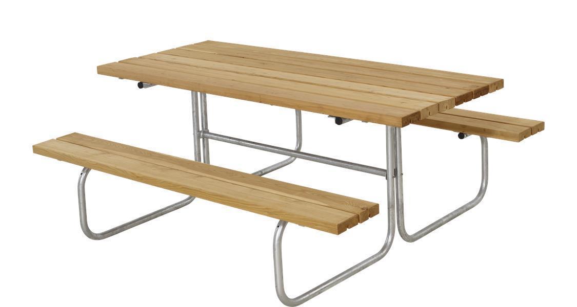 Table De Jardin Bois Ou Plastique Des