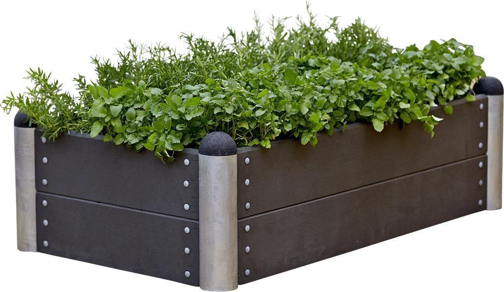 Lame planche bois autoclave 60cm pour jardini re potager pipe for Planche potager