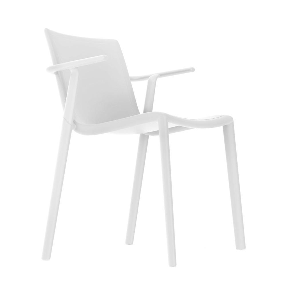 kat fauteuil de jardin empilable avec accoudoir lm30. Black Bedroom Furniture Sets. Home Design Ideas