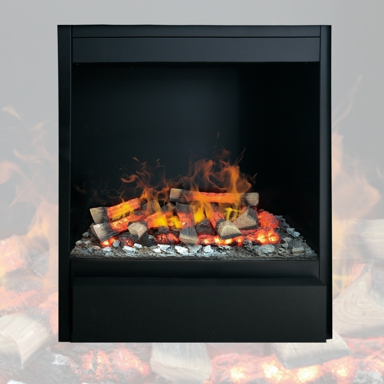 Opti Myst Albany Electric Insert Fire With 3d Flame Effect