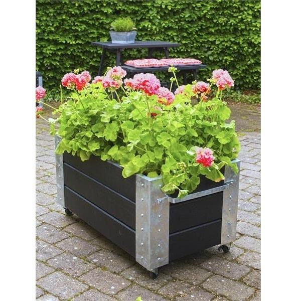 bac plante bois exterieur best superior pot en bois exterieur jardinire en bois plante. Black Bedroom Furniture Sets. Home Design Ideas