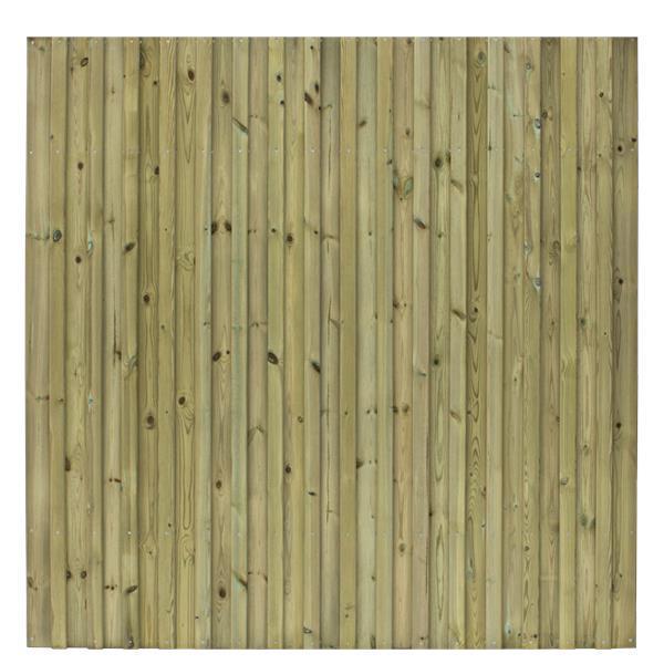classic c vertical brise vue 177x177cm avec lames large et petit. Black Bedroom Furniture Sets. Home Design Ideas