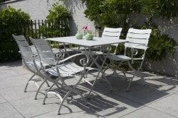 salon de jardin en fer colore - 28 images - l acier colore le ...