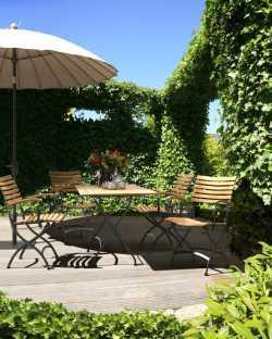 4 seasons outdoor mobilier de jardin pour les 4 saisons for Salon de jardin avec parasol