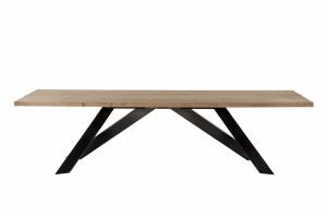 Denver la table manger design avec un plateau en ch ne - Table a manger exterieur ...