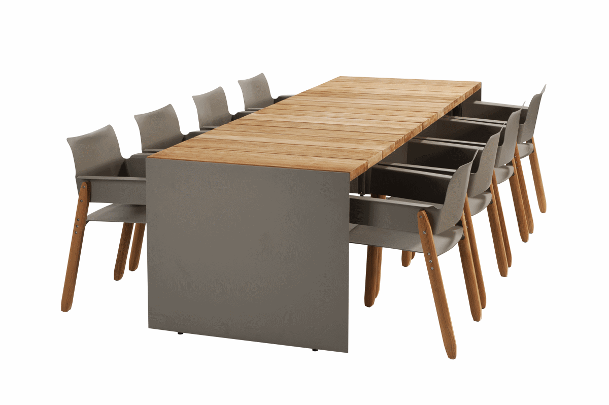 Ayana tables fauteuils et salons de jardin design for Table jardin design