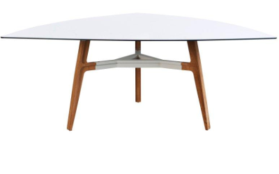 Ayana tables fauteuils et salons de jardin design for Table a manger triangulaire