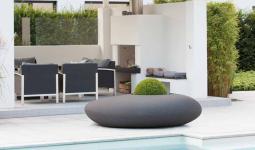 Grand pot fleur exterieur design tenue d 39 jardin for Bac plantes interieur design