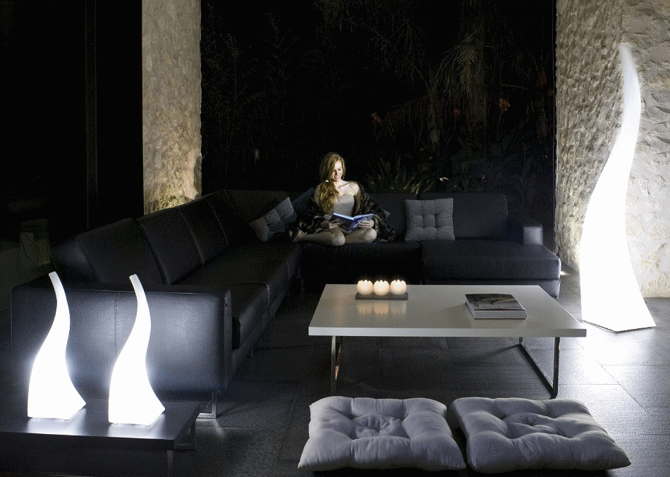 Awesome eclairage jardin d interieur pictures seiunkel for Eclairage interieur