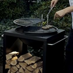 brasero barbecue fonte