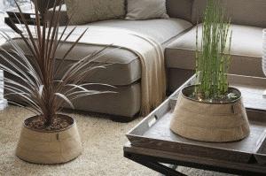 cr ez votre propre mini jardin aquatique avec un ou plusieurs mini bassins en tissu. Black Bedroom Furniture Sets. Home Design Ideas