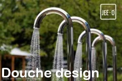 JEE-O design buiten douches