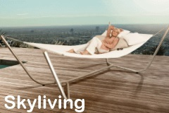 SKYLIVING design hangmat