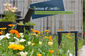 showroom Tenue d'Jardin - LE CREUSOT