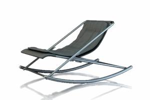 SKY-ROCKER - rocking chair design - fauteuil à bascule design