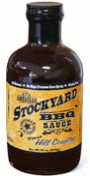 American Stockyard BBQ sauce - Hill County - sauce barbecue