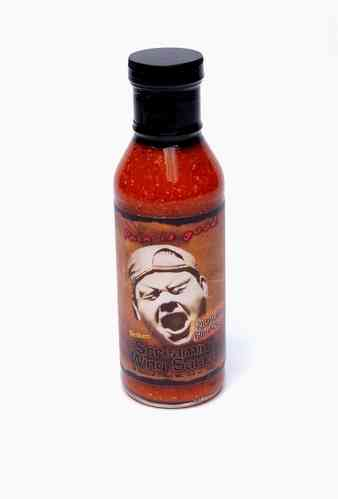 American Most Wanted BBQ sauce - Buffalo Blue Cheese - sauce barbecue