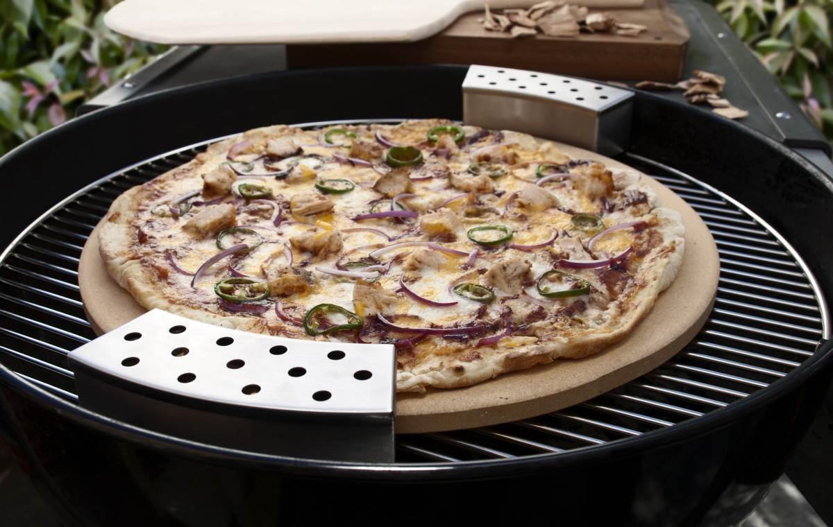 boite fumoir en inox pour four pizza ou barbecue. Black Bedroom Furniture Sets. Home Design Ideas
