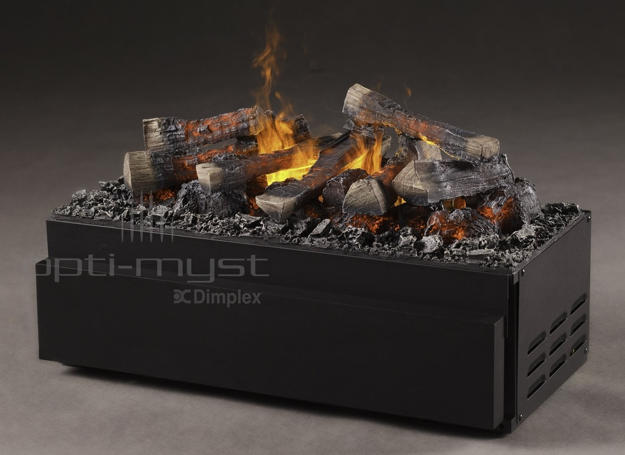 Opti Myst 174 Juneau Cassette M Electric Fire With 3d Flame