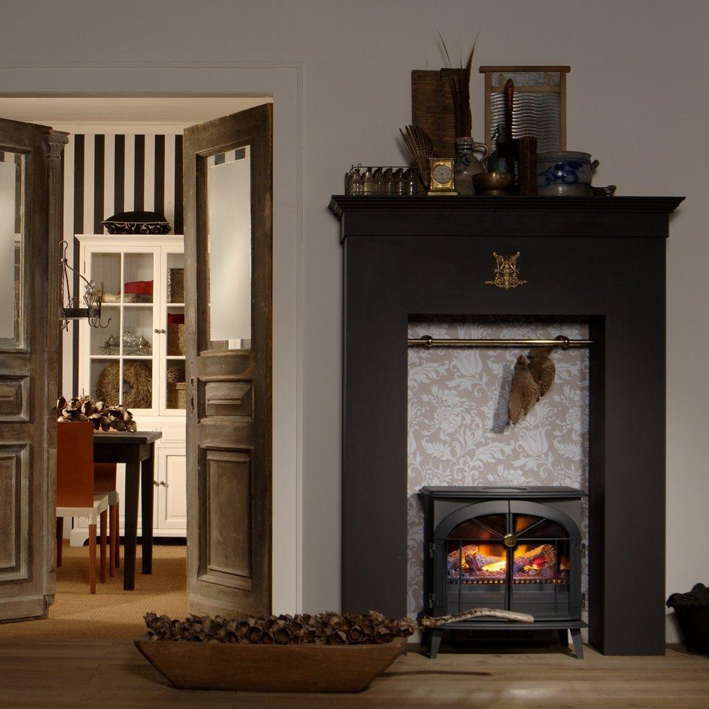 stockbridge chemin e lectrique opti myst pr t poser. Black Bedroom Furniture Sets. Home Design Ideas