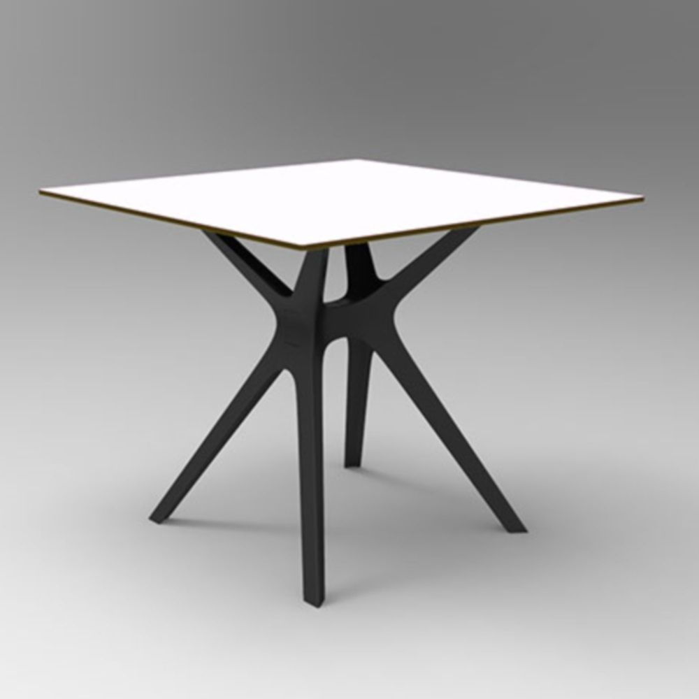 Vela S - garden table max 90x90 cm