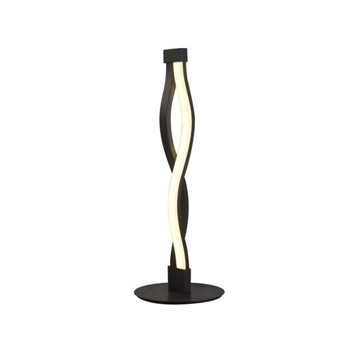 Mantra Sahara - Lampe de table design LED - brun oxydé
