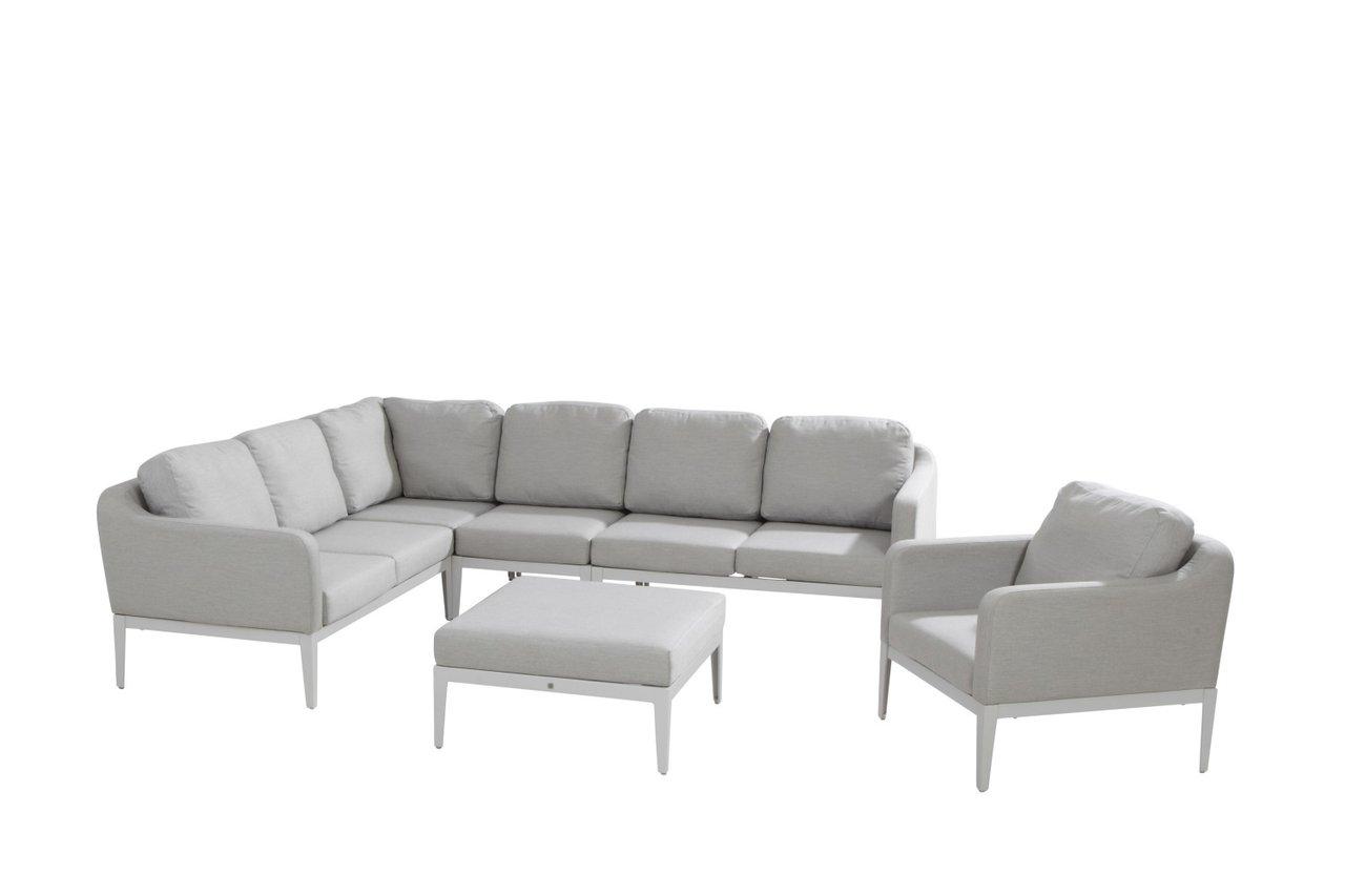 Lounge set Almeria - garden chair with 2 Sunbrella cushions