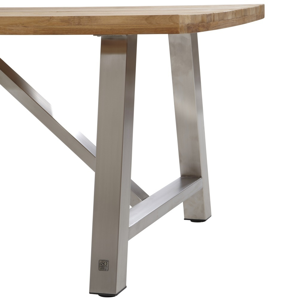Table De Jardin En Teck. Table De Jardin En Teck With Table ...