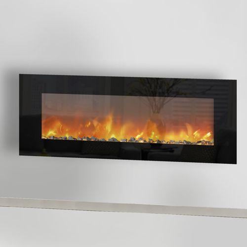 Mystic Fires Fausse Cheminee Electrique Decorative Avec Chauffage