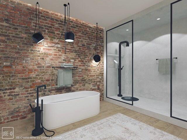 colonne de douche soho
