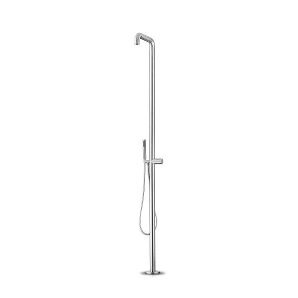 JEE-O Flow design freestanding shower mixer with hand shower