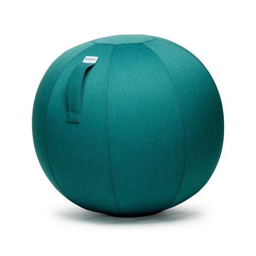 LEIV Dark Petrol 65cm Par VLUV Pouf Siege Ballon