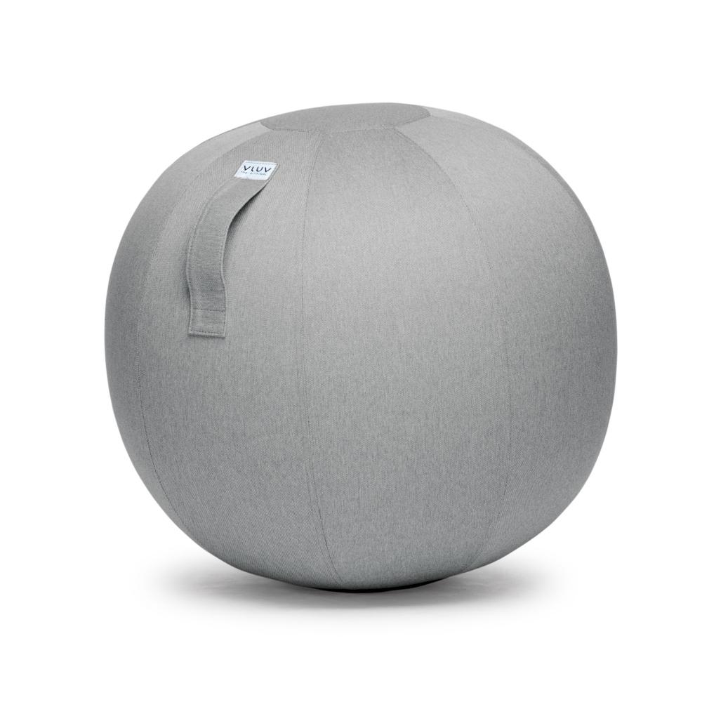 leiv par vluv pouf siège ballon de gym ballon pilates ou fitness