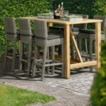 chaise et fauteuil de jardin design ou traditionelles - tabouret bar roof top