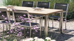 Pied supplementaire pour tables de jardin CASA