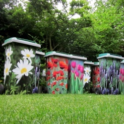 Décoration pour le jardin / terrasse; sticker, brise-vue, coussin